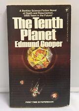 The Tenth Planet- Edmund Cooper- Berkley Medallion Edition 1974 SF968