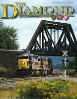 The Diamond: 2nd Qtr, 2019 issue of the ERIE LACKAWANNA Historical Society (NEW)