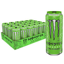 Monster Energy Ultra Paradise 500ml Case of 12 **NEW FLAVOUR 2020