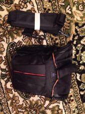 Eve Black & Orange Carrying Case Shoulder Bag