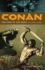 Conan Volume 2 The God in the Bowl GN Kurt Busiek Cary Nord REH OOP New NM