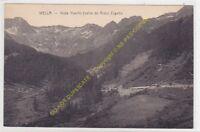 CPA antigua postale ESPAÑA VIELLA Vista Puerto Valle de Aran