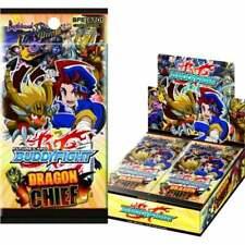 Future Card Buddyfight Dragon Chief Booster Box Vol. 1 (30x Sealed Boosters)