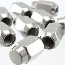 """Complete Set of 20 Chrome Lug Nuts for Ford Mustang Ranger Explorer 1/2"""" x 20"""