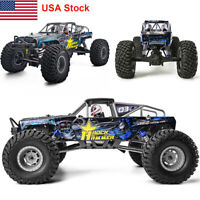 RGT RC Car 1:10 Scale HSP Electric 4wd Off Road Truck Climbing RTR Rock Crawler