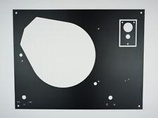 Turntable Faceplate Thorens TD... Deckplatte Abdeckung TD 160 165 166 MKII   BAI