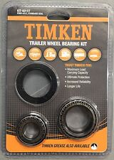TIMKEN TRAILER H/DUTY WHEEL BEARINGS +SEAL SLIMLINE LM12749/10 L68149/10KIT6015T