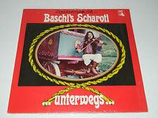 sealed LP Baschi's Scharotl Unterwegs..1980 Zigeuner JAZZ TZIGANE zither GITARRE