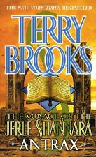 Antrax (The Voyage of the Jerle Shannara) by Terry Brooks
