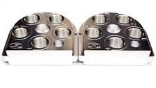 (2) Dillon Precision XL 650 Style toolhead Billet Aluminum Tool Head CNC Made