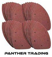 Silverline Mouse Sanding Sheets to Fit Black & Decker Palm Sander 60 Grit Coarse