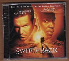 """SWITCHBACK"" cd Soundtrack 1997 RCA NEW Vince Gill+WILLIE NELSON+Steve Earle++++"