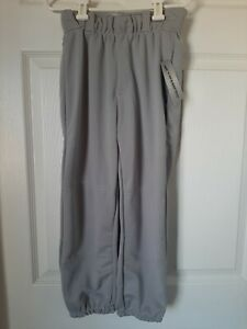 Champro Youth Baseball Pants Size Medium M Gray