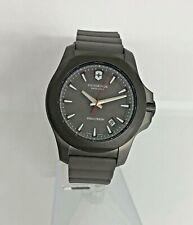 Victorinox Gents I.N.O.X. - watch - quartz- Titanium grey