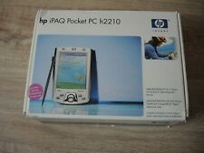 HP iPAQ Pocket PC h2210 nie gebraucht, never used, mai usato like new