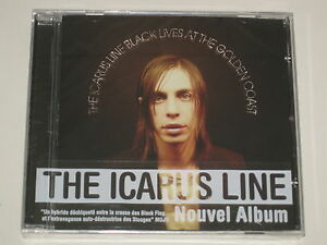 The Icarus Line / Lives At the Golden Coast ( Vvr 1046832) CD Album New