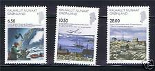 Greenland 2008 Science Pt.4 NEW ISSUE MNH