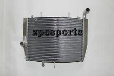 NEW Radiator Cooler For Honda CBR-600RR CBR600 RR 2007-11 07 08 09 10 11 Silver