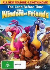 The Land Before Time - Wisdom Of Friends : Vol 13 (DVD, 2008)