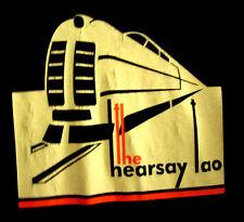 HEARSAY TAO lrg T shirt post-hardcore Toledo emo OHIO We Are Fury tee OG