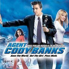 Agent Cody Banks by Original Soundtrack (CD, Mar-2003, Hip-O) (14)