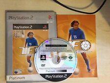 THIS IS FOOTBALL TIF 2002 PS2 PLAYSTATION 2 PAL