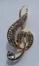 Diamant Modeschmuck-broschen für Damen