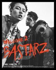 Block B Bastarz - Welcome 2 Bastarz [New CD] Asia - Import