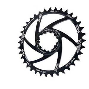 Aluminum Alloy Narrow Wide Cranksets Plate Tooth Plate Chainwheel Chainring