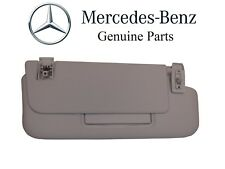NEW Mercedes-Benz W211 E-Class Passenger Right Grey Sun Visor Genuine