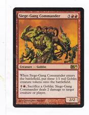 MTG: M2010: Siege-Gang Commander