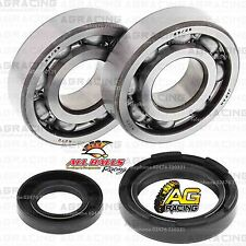 All Balls Crank Shaft Mains Bearings & Seals For Yamaha YZ 250 1988 88