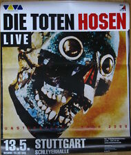 DIE TOTEN HOSEN - Stuttgart Schleyerhalle - 13.5.2000