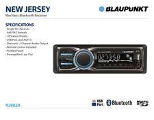 Blaupunkt NEW JERSEY NJ8820 Car Audio 1-din USB MP3 Digital Media Stereo