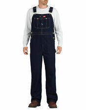 Brand new Dickies Men's Bib Overall DB100 RNB, DB100 RBD, Choose Color and Size