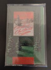 HALLMARK Presents CAROLS OF CHRISTMAS Cassette NEW Holiday Music 1989 Free Ship