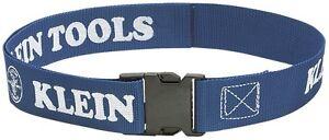 Klein Tools 5204 Lightweight Blue Utility Belt