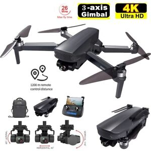 4K Professional 5G GPS WIFI FPV Camera Quadcopter Drone with Three-Axis Gimbal