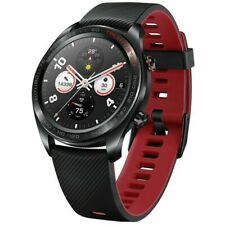 Honor Watch Magic TLS-B19 Smartwatch Schwarz Android Herren Uhr Sport GPS NEU
