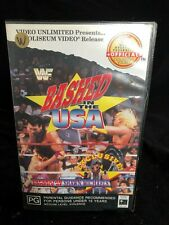 WWF WWE BASHED IN THE USA VHS