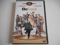DVD - BE COOL - JOHN TRAVOLTA / UMA THURMAN - ZONE 2