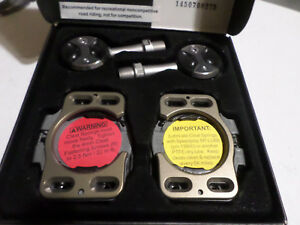 NEW Speedplay Light Action Stainless Steel Pedals Road Bike Clipless Cleats