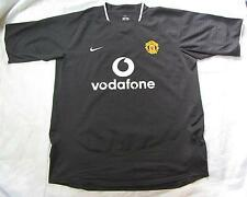 MANCHESTER UNITED away jersey shirt NIKE 2003-2005 Red Devils /adult SIZE XL