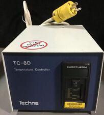 Eurotherm Techne Model Tc 8d Temperature Controller