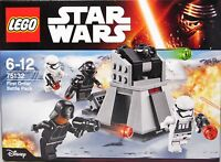 Lego Star Wars 75132 First Order Battle Pack incl.  4 Figuren  NEU NEW