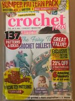 Crochet Now #42 2019 Magic Roundabout Toy Patterns Rico Baby Book Fairy Tale