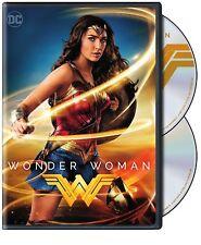 Wonder Woman (DVD, 2017, 2-Disc Set)
