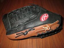 Rawlings Renegade Series Rs1400 Optimum Tanned Leather L.H. Baseball Glove Nwot