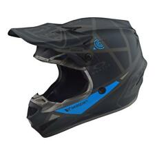 Troy Lee Designs SE4 Polyacrylite Off Road MX Helmet Metric Black Large