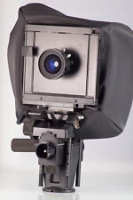 MAGNIFIQUE SINAR F2 GRAND FORMAT 4X5 9X12 SUPER-ANGULON 65 SUPER LARGE EXCELLENT
